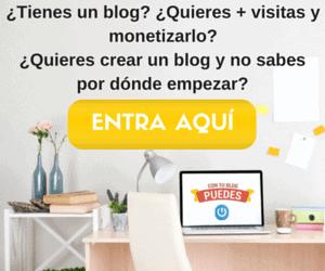 Con tu Blog Puedes
